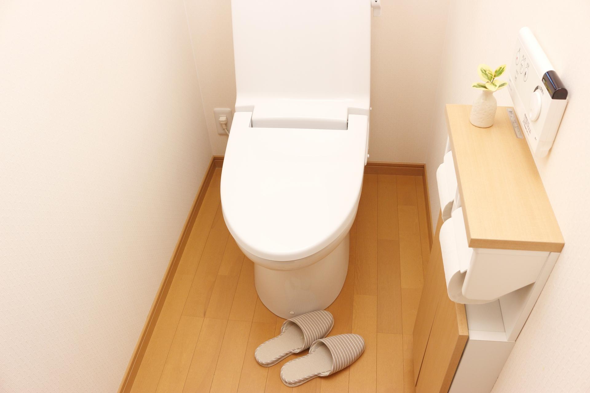 心永工務店のトイレのリフォーム便器