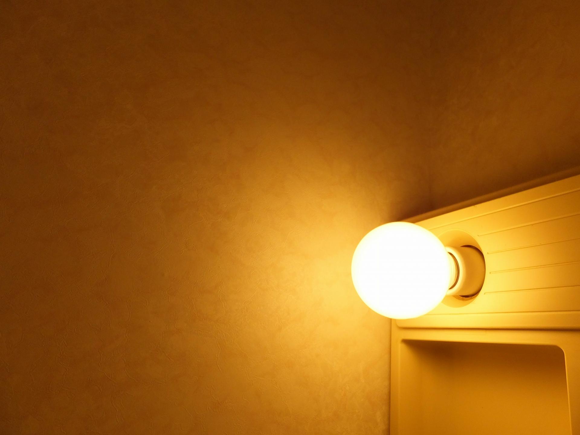心永工務店の照明